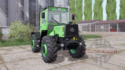 Mercedes-Benz Trac 700 Family Edition pour Farming Simulator 2017