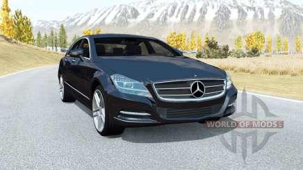Mercedes-Benz CLS 350 (C218) 2010 pour BeamNG Drive
