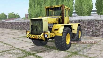 Kirovets K-702 avec le choix du moteur pour Farming Simulator 2017