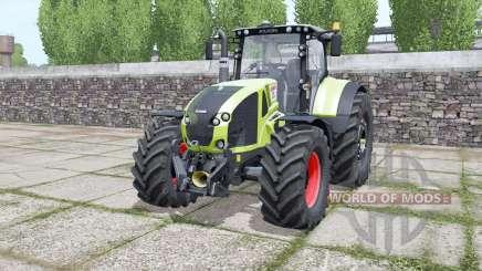 CLAAS Axion 950 design option pour Farming Simulator 2017