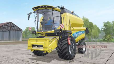 New Holland TC5.80 configure pour Farming Simulator 2017