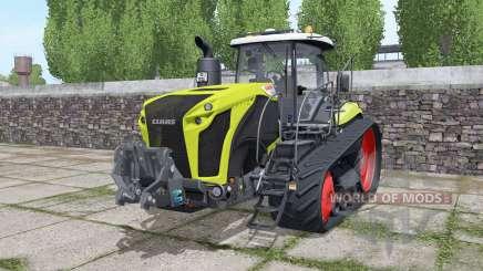 CLAAS Xerion 4000 crawler pour Farming Simulator 2017