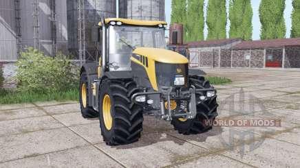 JCB Fastrac 3200 Xtra more configurations pour Farming Simulator 2017