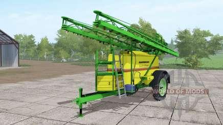 Dammann Profi-Class 5036 v1.1 pour Farming Simulator 2017