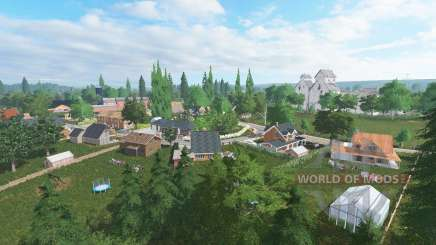 Westerrade v1.1 für Farming Simulator 2017
