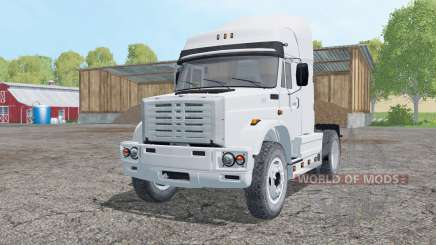 ZIL 5417 4x4 pour Farming Simulator 2015