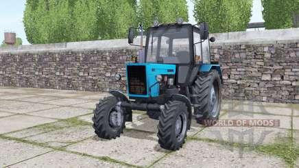 MTZ-82.1 contrôle interactif pour Farming Simulator 2017