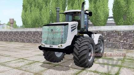 Kirovets 9450 deux roues pour Farming Simulator 2017