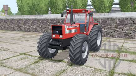 Fiat 180-90 Turbo configure pour Farming Simulator 2017