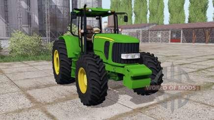 John Deere 6180J 2010 für Farming Simulator 2017