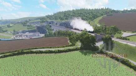 Shamrock Valley v1.2 für Farming Simulator 2017