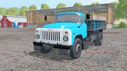 GAZ 53 4x4 pour Farming Simulator 2015