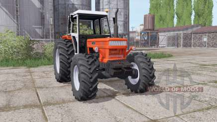 Fiat 1300 DT Super configure pour Farming Simulator 2017