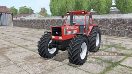 Fiat 180-90 Turbo animation parts pour Farming Simulator 2017