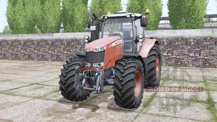 Massey Ferguson 7719 more configurations pour Farming Simulator 2017