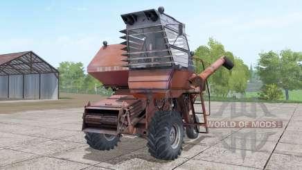 SK-5 Niva moissonneuses-batteuses pour Farming Simulator 2017