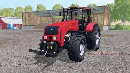 La biélorussie 3522 pour Farming Simulator 2015