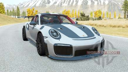 Porsche 911 GT2 RS (991) 2017 pour BeamNG Drive