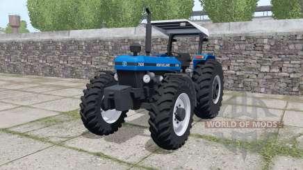 New Holland 7630 S100 pour Farming Simulator 2017