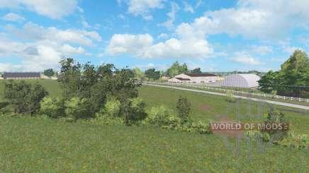 Southern Parish v3.2 für Farming Simulator 2017