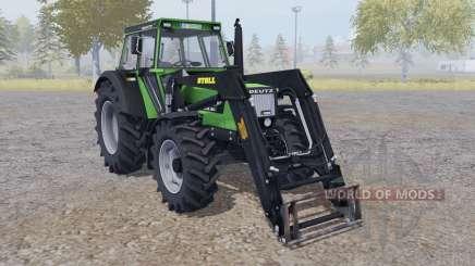 Deutz DX 90 front loader pour Farming Simulator 2013
