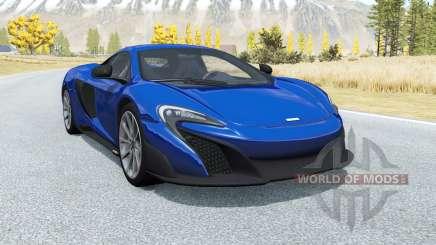 McLaren 675LT 2015 für BeamNG Drive