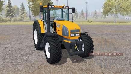 Renault Ares 610 RZ front loader für Farming Simulator 2013