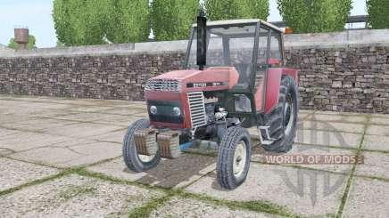 Zetor 8011 interactive control pour Farming Simulator 2017