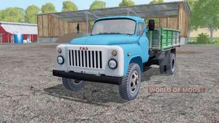 GAZ SAZ 3507 pour Farming Simulator 2015