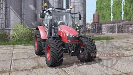 Massey Ferguson 5610 dynamic hoses pour Farming Simulator 2017