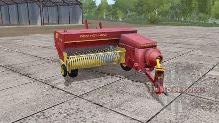 New Holland 378 für Farming Simulator 2017