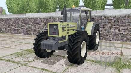 Hurlimann H-6136T 1989 pour Farming Simulator 2017