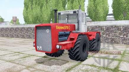 Kirovets K-710 1980 pour Farming Simulator 2017