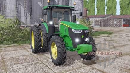 John Deere 7210R configure für Farming Simulator 2017