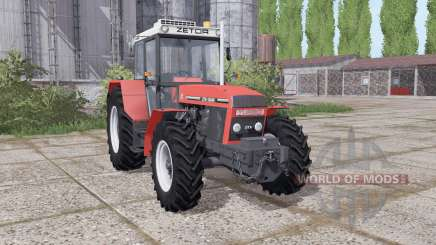 ZTS 16245 Turbo wheels weights pour Farming Simulator 2017