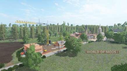 Gaec Des Orcets pour Farming Simulator 2017