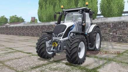 Valtra N134 Suomi 100 pour Farming Simulator 2017