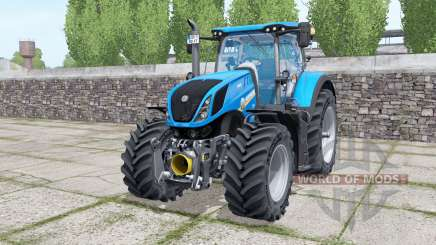 New Holland T7.315 with options pour Farming Simulator 2017