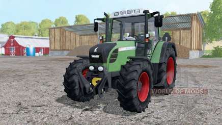 Fendt 312 Vario TMS change wheels pour Farming Simulator 2015