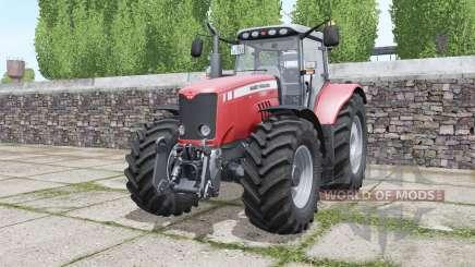 Massey Ferguson 7495 Dyna-VT pour Farming Simulator 2017