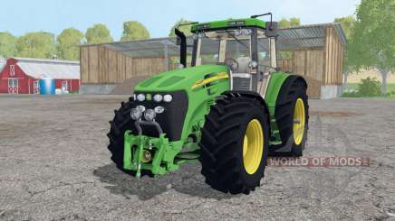 John Deere 7920 wheels weights für Farming Simulator 2015