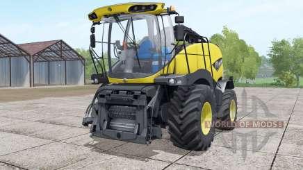 New Holland FR850 design selection pour Farming Simulator 2017