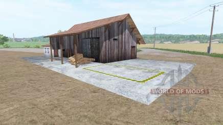 Usine de palettes v1.0.4 pour Farming Simulator 2017
