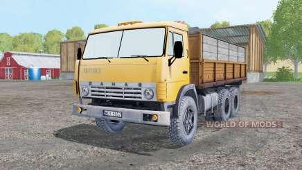 KamAZ 55102 1980 pour Farming Simulator 2015