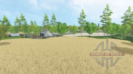 Mazowieckie Pola pour Farming Simulator 2015