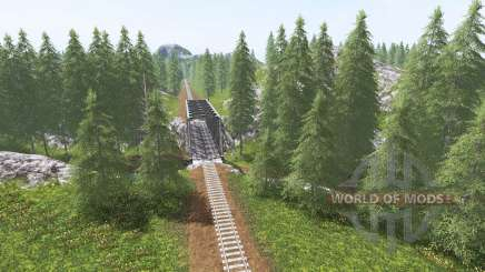 Forestry Land für Farming Simulator 2017