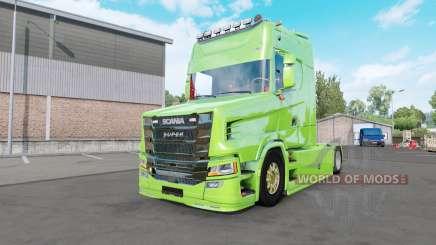 Scania T730 Next Gen v1.1 pour Euro Truck Simulator 2