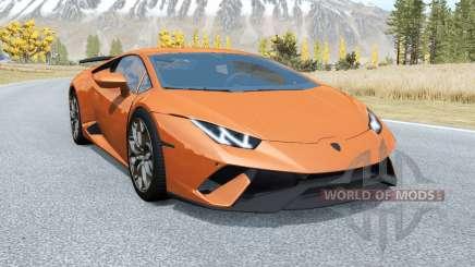 Lamborghini Huracan LP 640-4 Performante (LB724) pour BeamNG Drive
