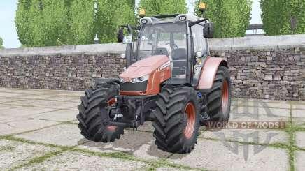 Massey Ferguson 5613 more configurations pour Farming Simulator 2017