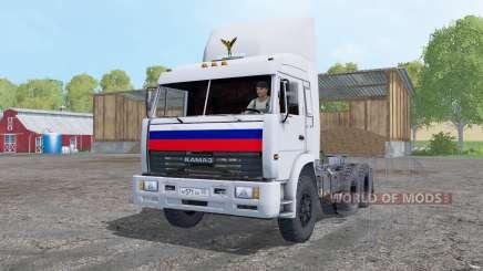 KamAZ 54115 pour Farming Simulator 2015